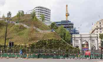 Marble Arch Mound is made FREE for visitors as council chiefs drop £8 entrance charge
