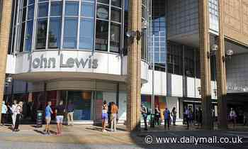 John Lewis in £900,000 minimum wage breach