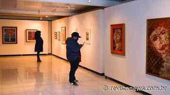 Santa Maria promove exposições de arte no Mês da Cultura - Revista News
