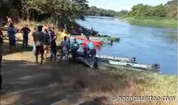 Corpo de bebê desaparecido no rio em Santa Maria da Vitória foi encontrado em Sítio do Mato - Agência Sertão