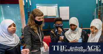 'See all the connections': Jewish and Islamic schools in museum exchange