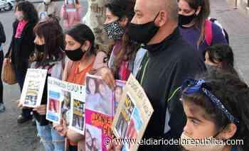 Una nueva marcha para pedir por Guadalupe Belén Lucero - Diario de la República