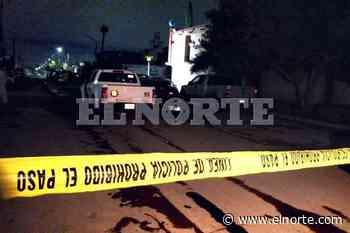 Identifican a ejecutado en Guadalupe - EL NORTE