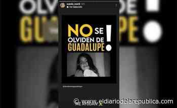 Wanda Nara pidió por la aparición de Guadalupe - El Diario de la República