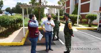 Trabajan en conjunto Ayuntamiento de Guadalupe y Sedena - NTR Zacatecas .com