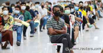 Thailand reports record 20920 coronavirus cases in a day - Reuters