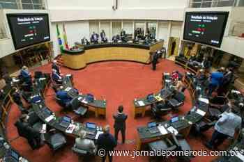 Aprovada a reforma da Previdência para servidores públicos do Estado - Jornal de Pomerode