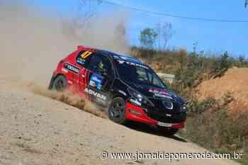Pomerodenses se destacam na abertura do Brasileiro de Rally - Jornal de Pomerode