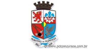 Prefeitura de Pomerode - SC informa novo Processo Seletivo para admissão de estagiários - PCI Concursos