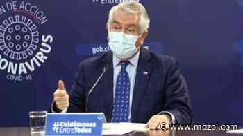Chile confirmó que aplicará otra dosis de refuerzo contra el coronavirus - MDZ Online