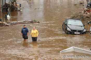 Federale crisiscel gaat Waalse overheid ondersteunen bij hulpverlening na overstromingen