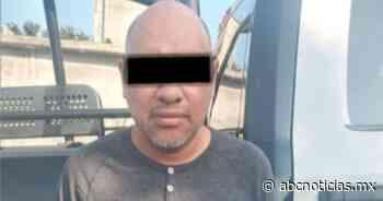 Detienen por presunto abuso sexual a un hombre en Guadalupe - ABC Noticias MX