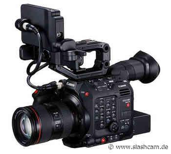 Firmware-Updates nun auch für Canon EOS C300 Mark III und C500 Mark II erschienen - slashCAM