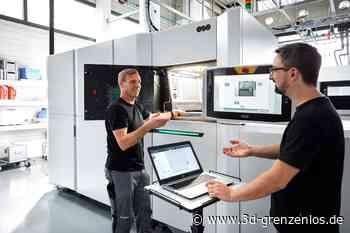 3D-Druck-Unternehmen EOS North America expandiert in vier weitere US-Bundesstaaten - 3D-grenzenlos Magazin