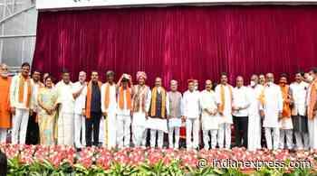 Karnataka Bengaluru Live Updates: Discontent in BJP as aspirants voice displeasure on new state cabinet - The Indian Express