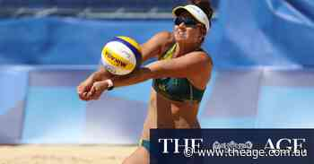 The Sydney Olympians who drove our beach volleyballers to the gold medal match