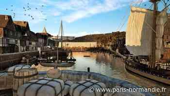 Une application permet de visiter Honfleur au XVe siècle, au temps de la cité fortifiée - Paris-Normandie