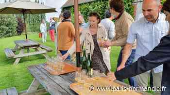 EN IMAGES. À Pennedepie, près d'Honfleur, les visites au manoir d'Apreval se dégustent tout l'été - Paris-Normandie
