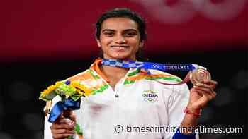 Ready to work hard for the 2024 Olympics in Paris: PV Sindhu