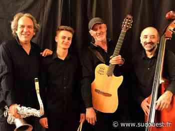 Vieux-Boucau : le quartet Saxycrooner en concert ce vendredi au fronton - Sud Ouest