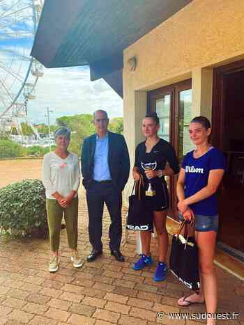 Vieux-Boucau : un tournoi de tennis réussi - Sud Ouest