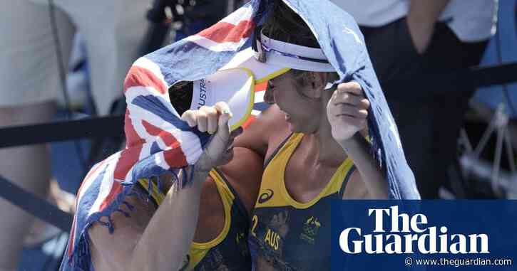 Australian pair charge into beach volleyball final and shot at Olympic gold