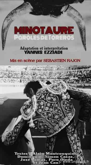 FERIA DE BEZIERS 2021 - PAROLES DE TOREROS - CLOITRE SAINT NAZAIRE Béziers - Unidivers
