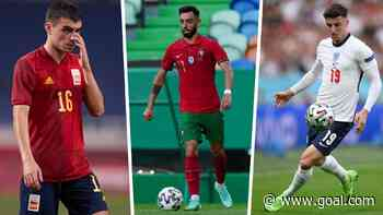 Tokyo 2020: Will Pedri overtake Bruno Fernandes? - Top 10 players with most matches in the 2020-21 season in Europe