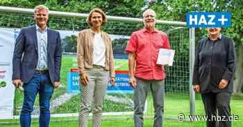 Lehrte: SV Adler profitiert von E.co-Sportförderung - Hannoversche Allgemeine