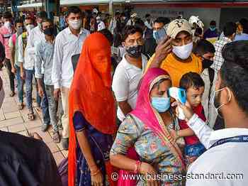 Coronavirus live updates: India logs 42,982 new cases, China imposes curbs - Business Standard