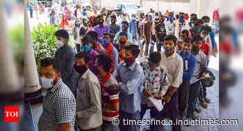 Coronavirus live updates: India reports 42,982 new cases, 533 deaths in last 24 hours - Times of India