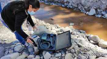 Toman muestras a río Moquegua para descartar posible contaminación - La República Perú