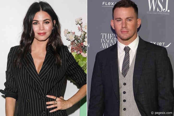 Jenna Dewan clarifies birth comments, 'would never' slam Channing Tatum - Page Six