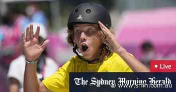 Tokyo Olympics LIVE updates: Teenage skateboarder Keegan Palmer and kayakers take Australia's gold tally to 17