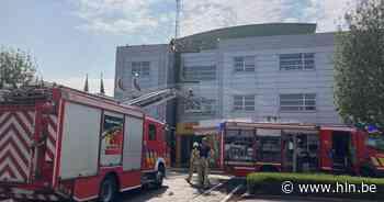Kantoor van Ivago vat vuur na onkruidverbranding: onthaal en containerpark gesloten - Het Laatste Nieuws