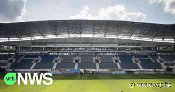Eerste wedstrijd AA Gent met alle stewards voor amper 7.000 fans - VRT NWS
