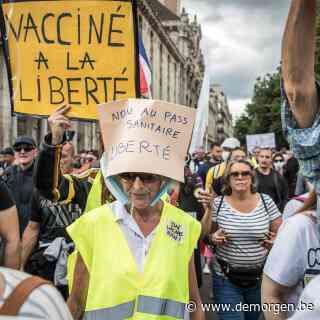 Waarom Frankrijk zo fel protesteert tegen de nieuwe coronamaatregelen