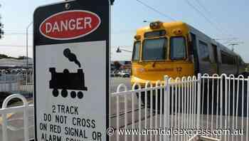 Fatal level crossing site below standard - Armidale Express