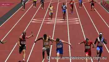 Carl Lewis slams US men's 4x100 relay flop - Armidale Express