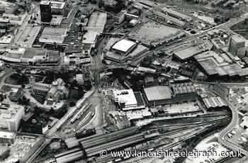 Aerial photo provides fascinating look at Blackburn in 1982