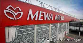 Erneut Impfaktion an der Mewa Arena in Mainz - Allgemeine Zeitung