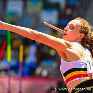Wie is Noor Vidts, de Belgische verrassing op de olympische zevenkamp?