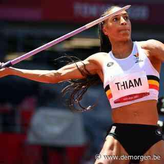 Live - Thiam leidt na speerwerpen voor Vetter, Vidts vijfde: 800m beslist vanmiddag over goud