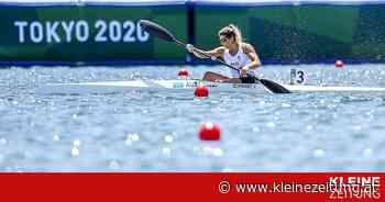 Kanu: Schwarz schaffte direkten Einzug ins Semifinale - Kleine Zeitung