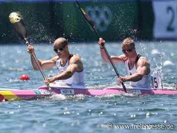 Vier deutsche Boote erreichen das Kanu-Halbfinale - Freie Presse