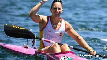 Olympia - Gesichter Olympias: Teresa Portela (Kanu-Rennsport) - Aller guten Dinge sind sechs - RAN