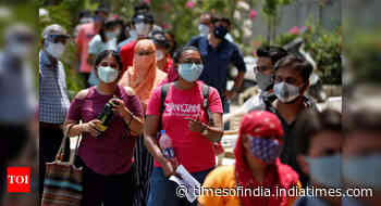 Covid-19: India records 42,982 new cases, 533 deaths in last 24 hours