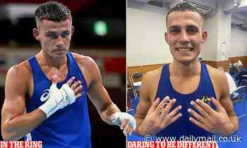 Tokyo Olympics: Harry Garside is Australia's boxing medallist who loves ballet and painted his nails