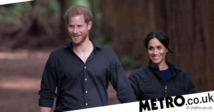 Harry and Meghan 'talked about moving to New Zealand in 2018'