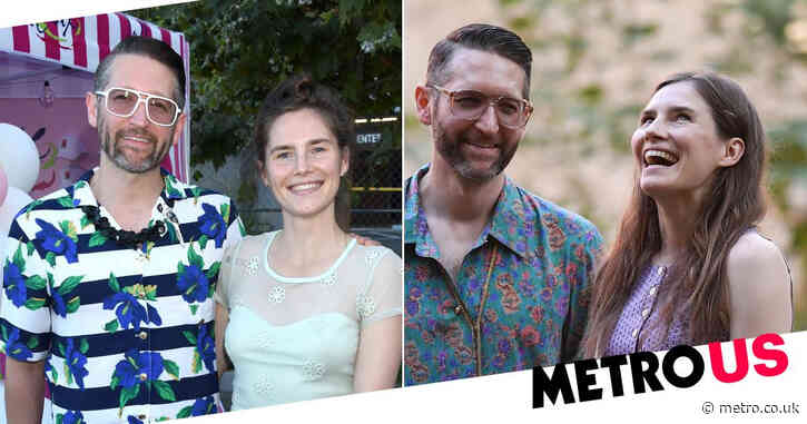 Amanda Knox announces pregnancy after recently speaking out about miscarriage